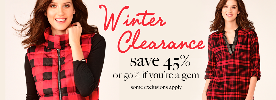 Winter-Clearance